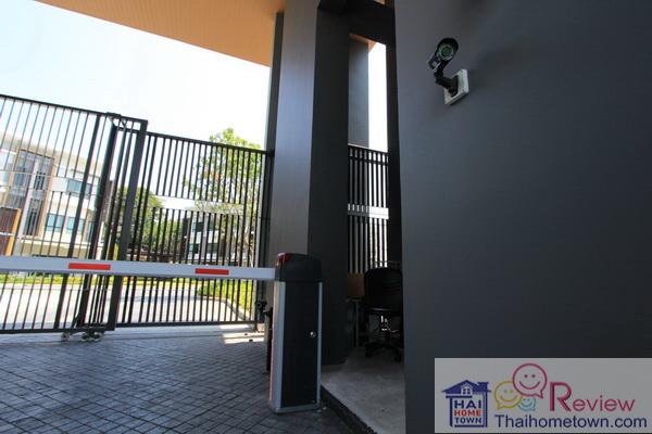 พาทิโอ งามวงศ์วาน กล้อง CCTV 2 ตัว
