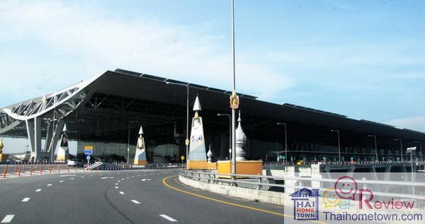 ท่าอากาศยานสุวรรณภูมิ (สนามบินสุวรรณภูมิ)