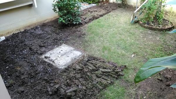 จัดสวนหลังบ้าน
