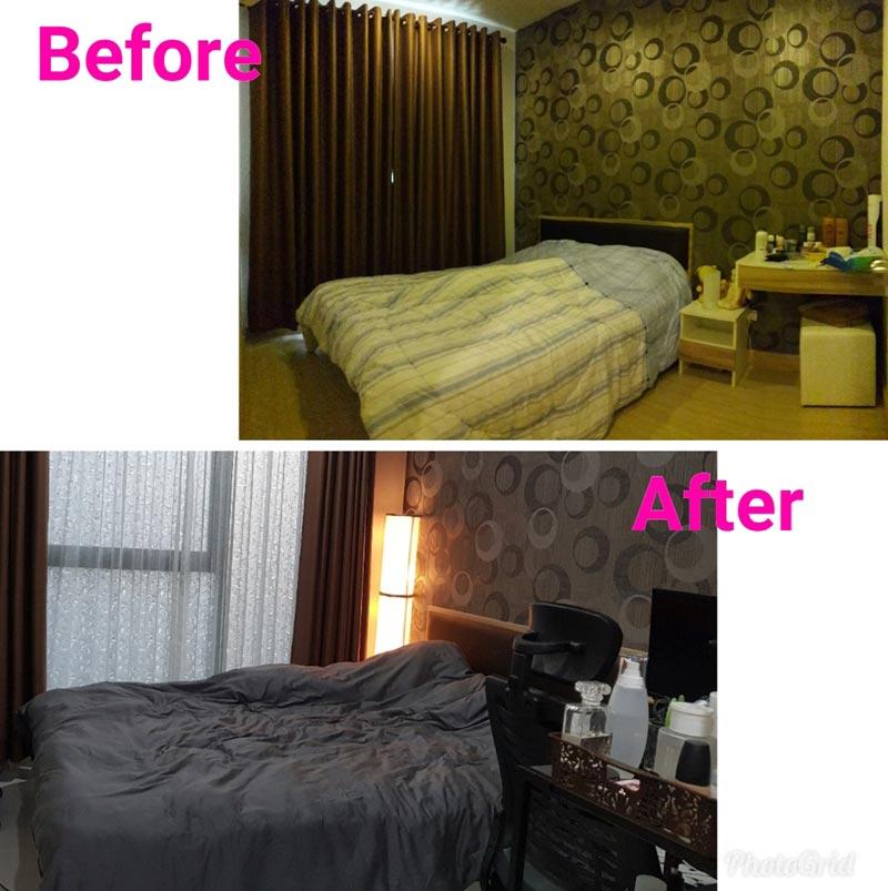 ไอเดียแต่งคอนโด 1 ห้องนอน