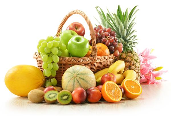 ตระกร้าผลไม้
