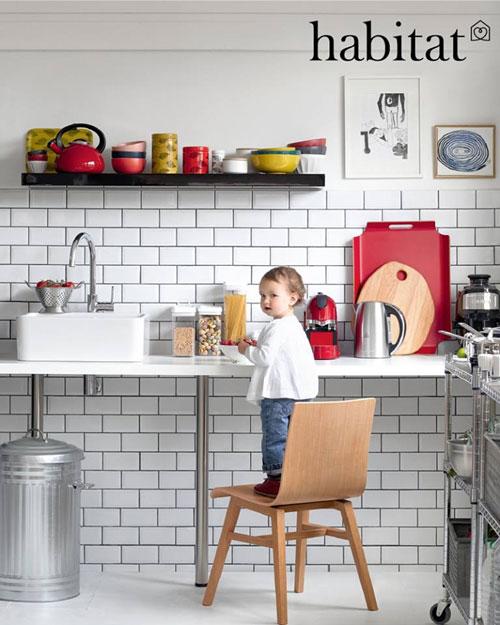 ไอเดียแต่งห้องครัวที่มีพื้นที่จำกัด