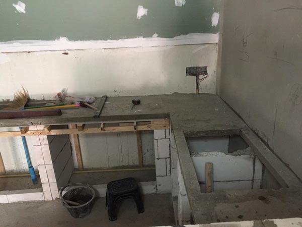 ต่อเติมครัวด้านหลังทาวน์เฮ้าส์