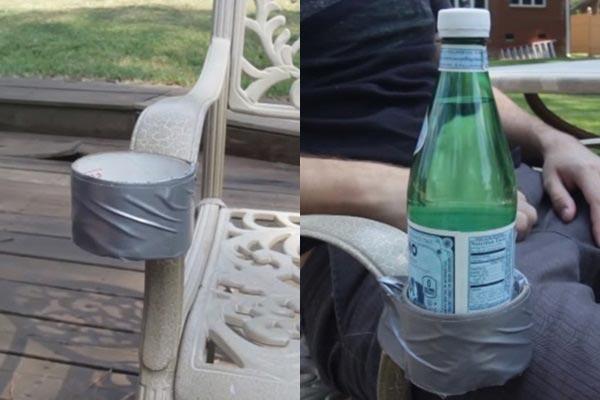 เพิ่มที่วางแก้วน้ำให้กับเก้าอี้