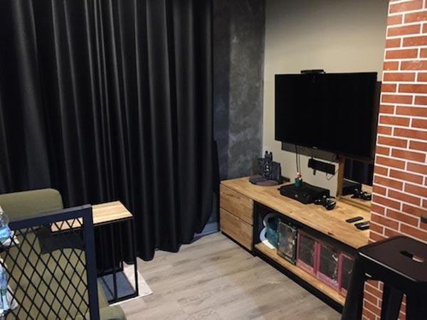 เปลี่ยนคอนโดห้องเล็ก เป็นห้องสไตล์ลอฟท์