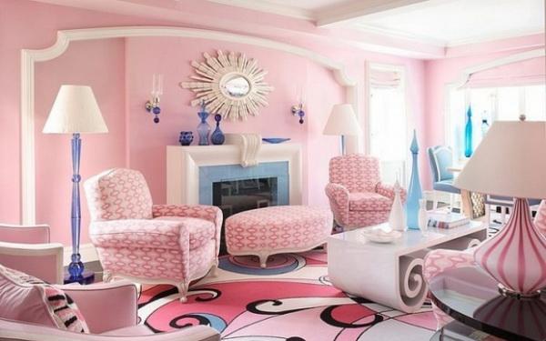 ห้องสีชมพู