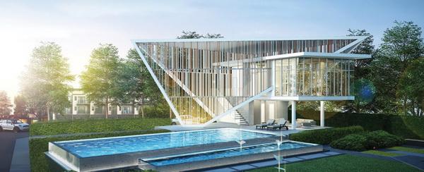 บ้านกลางเมือง รามอินทรา - ว้ชรพล