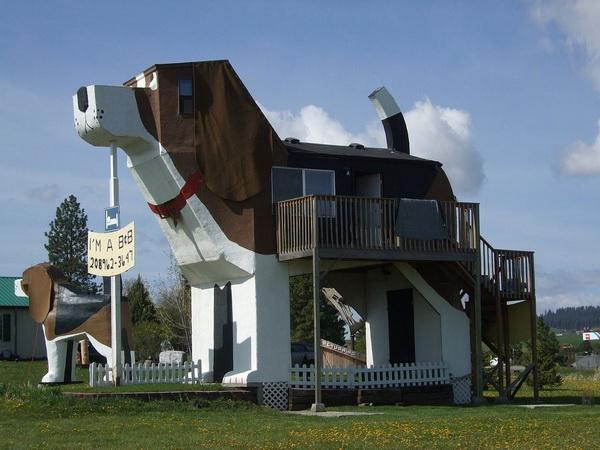 โรงแรมหมาบีเกิ้ลยักษ์