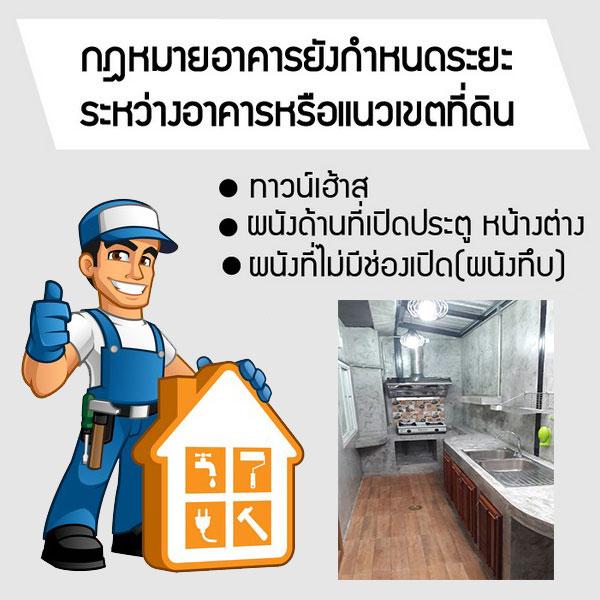 เรื่องนี้ควรต้องรู้ไว้ !! ก่อนต่อเติมห้องครัวจะได้ไม่มีปัญหา