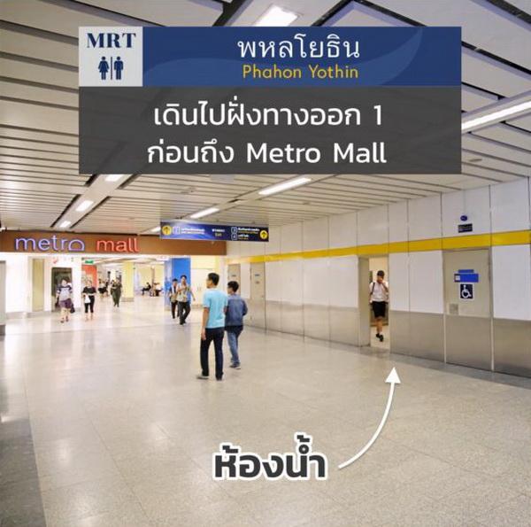 MRT สถานีพหลโยธิน