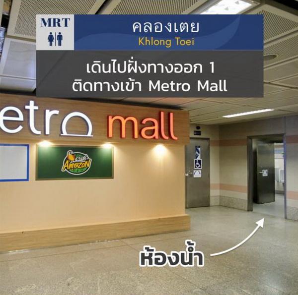 MRT สถานีคลองเตย