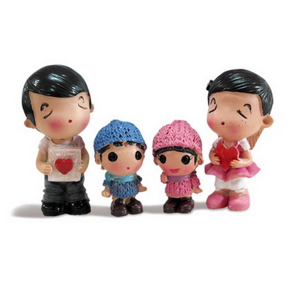 ตุ๊กตาครอบครัว