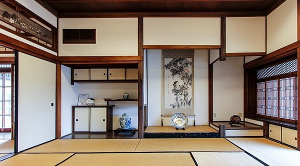 Traditional House: Tatami Room